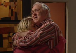 Sky Mangel, Harold Bishop in Neighbours Episode 4844