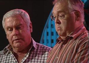 Lou Carpenter, Harold Bishop in Neighbours Episode 4844
