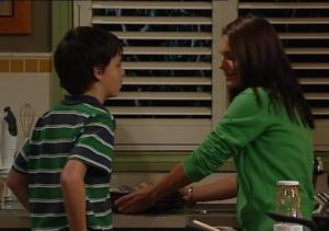 Zeke Kinski, Rachel Kinski in Neighbours Episode 4844