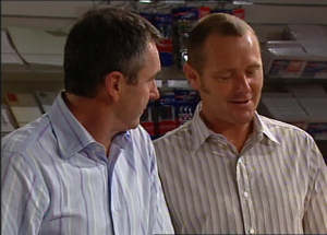 Karl Kennedy, Max Hoyland in Neighbours Episode 4845