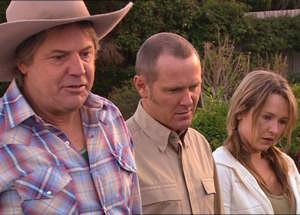 Joe Mangel, Max Hoyland, Steph Scully in Neighbours Episode 4845