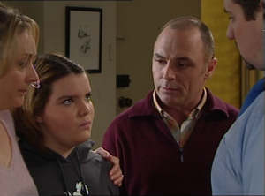 Janelle Timmins, Bree Timmins, Kim Timmins, Toadie Rebecchi in Neighbours Episode 4847