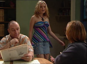 Kim Timmins, Janae Timmins, Bree Timmins in Neighbours Episode 4848