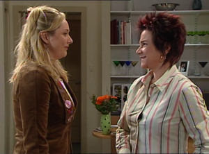 Janelle Timmins, Lyn Scully in Neighbours Episode 4848