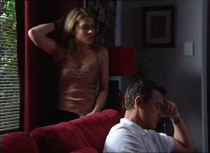 Izzy Hoyland, Paul Robinson in Neighbours Episode 4849