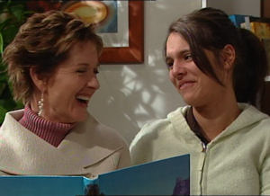 Susan Kennedy, Rachel Kinski in Neighbours Episode 4849