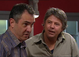 Joe Mangel, Karl Kennedy in Neighbours Episode 4849