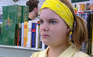 Bree Timmins in Neighbours Episode 4941