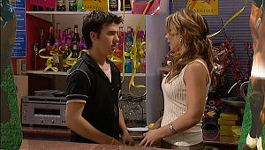 Stingray Timmins, Steph Scully in Neighbours Episode 5092