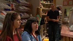 Rachel Kinski, Bree Timmins, Karl Kennedy in Neighbours Episode 5095