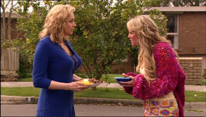 Janelle Timmins, Pepper Steiger in Neighbours Episode 5111