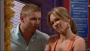 Boyd Hoyland, Steph Scully in Neighbours Episode 5114
