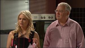 Sky Mangel, Harold Bishop in Neighbours Episode 5115