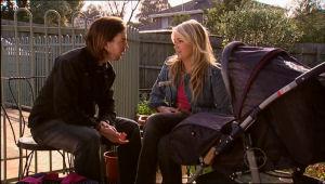 Dylan Timmins, Sky Mangel in Neighbours Episode 5115