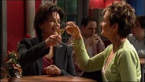 Lyn Scully, Susan Kennedy in Neighbours Episode 5115