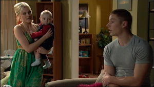 Janae Timmins, Charlie Hoyland, Boyd Hoyland in Neighbours Episode 5116
