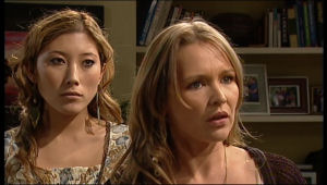 Katya Kinski, Steph Scully in Neighbours Episode 5120