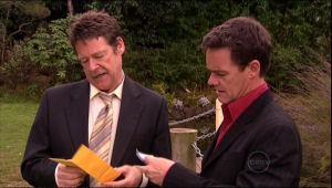 Alec Skinner, Paul Robinson in Neighbours Episode 5120