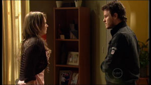 Steph Scully, Guy Sykes in Neighbours Episode 5120