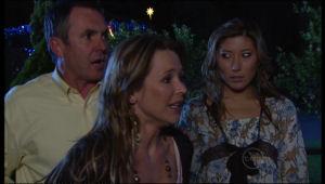 Karl Kennedy, Katya Kinski, Steph Scully in Neighbours Episode 5120