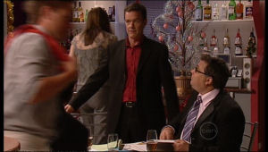 Paul Robinson in Neighbours Episode 5121