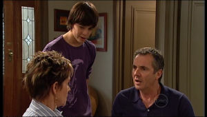 Karl Kennedy, Susan Kennedy, Zeke Kinski in Neighbours Episode 5122
