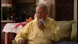 Harold Bishop in Neighbours Episode 5122