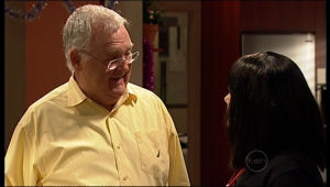 Harold Bishop, Svetlanka Ristic in Neighbours Episode 5122