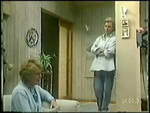 Mrs Armitage, Helen Daniels in Neighbours Episode 0017