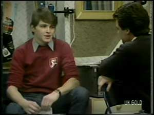 Scott Robinson, Paul Robinson in Neighbours Episode 0102