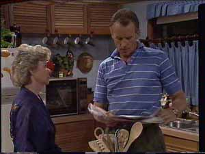 Helen Daniels, Jim Robinson in Neighbours Episode 0415