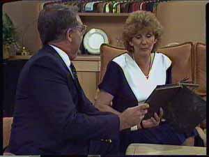 Harold Bishop, Madge Bishop in Neighbours Episode 0417
