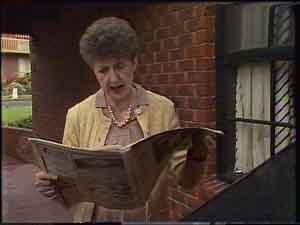 Nell Mangel in Neighbours Episode 0419