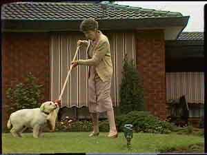 Nell Mangel in Neighbours Episode 0420