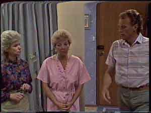 Eileen Clarke, Helen Daniels, Jim Robinson in Neighbours Episode 0421