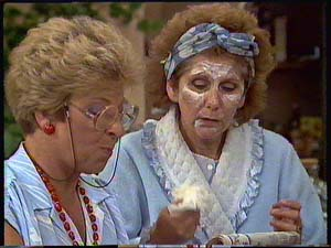 Eileen Clarke, Madge Bishop in Neighbours Episode 0422