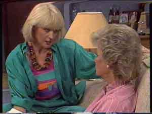 Rosemary Daniels, Helen Daniels in Neighbours Episode 0423