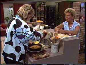 Daphne Clarke, Eileen Clarke in Neighbours Episode 0424