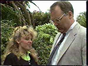 Charlene Mitchell, Harold Bishop in Neighbours Episode 0425