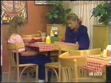 Charlene Mitchell, Daphne Clarke in Neighbours Episode 0473