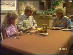 Henry Ramsay, Charlene Mitchell, Madge Bishop in Neighbours Episode 0473