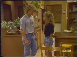 Scott Robinson, Charlene Mitchell in Neighbours Episode 0475