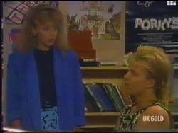Charlene Mitchell, Scott Robinson in Neighbours Episode 0475