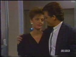 Gail Lewis, Paul Robinson in Neighbours Episode 0475