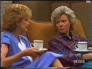 Madge Bishop, Helen Daniels in Neighbours Episode 0477