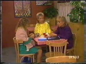 Charlene Mitchell, Daphne Clarke, Jane Harris in Neighbours Episode 0478