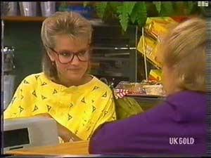 Daphne Clarke in Neighbours Episode 0478