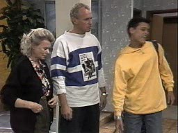 Helen Daniels, Jim Robinson, Josh Anderson in Neighbours Episode 1449