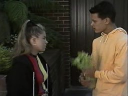 Josh Anderson, Lucy Robinson in Neighbours Episode 1449