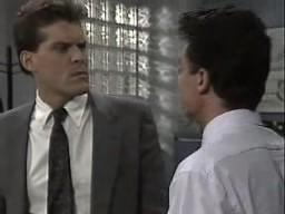 Donald Henson, Paul Robinson in Neighbours Episode 1449